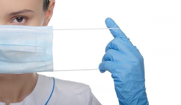 استفاده از ماسک های تنفسی و دستکش لاتکس برای جلوگیری از آلودگی