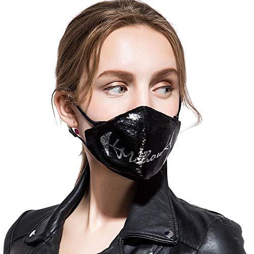 استفاده از ماسک های تنفسی تزئینی درفستیوال های مد و فشن