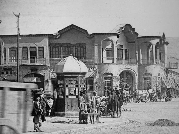 عکس از شیراز قدیم